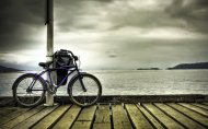 Cycling on the Shore
